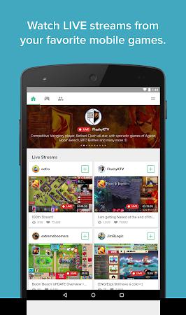 Kamcord- Live Mobile Game Vids 1.4 screenshot 145620