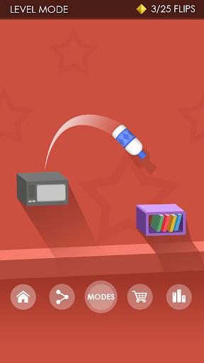Bottle Flip Challenge 3D screenshot 1