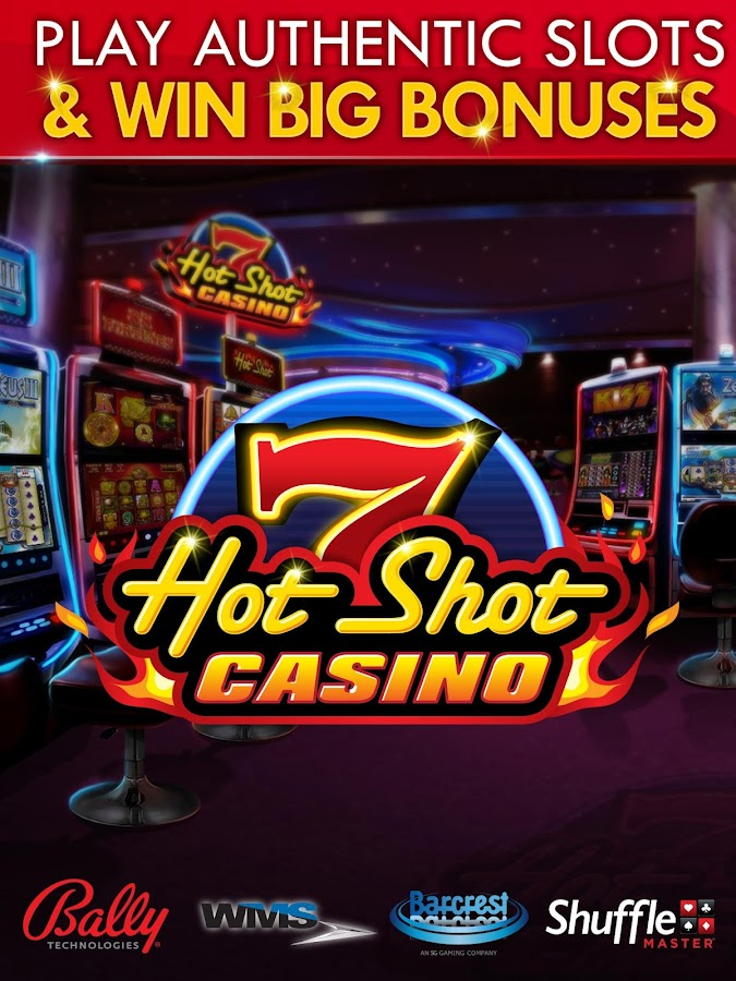 hot shot slots bally games