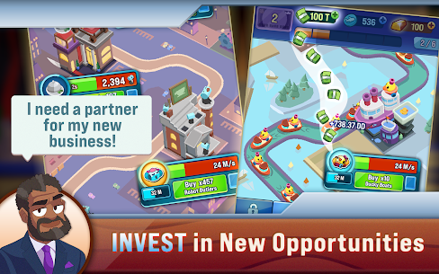 Shark Tank Tycoon Mod Apk [Unlimited Everything] 1.07 8