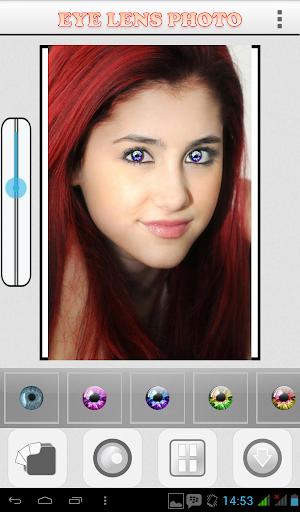 Beauty Camera Eye Lenses