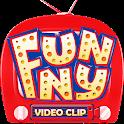 Funny Video Clip icon