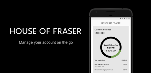 House Of Fraser Card Apps On Google Play