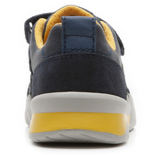 Thumbnail images of Geox Perth Strap Trainer