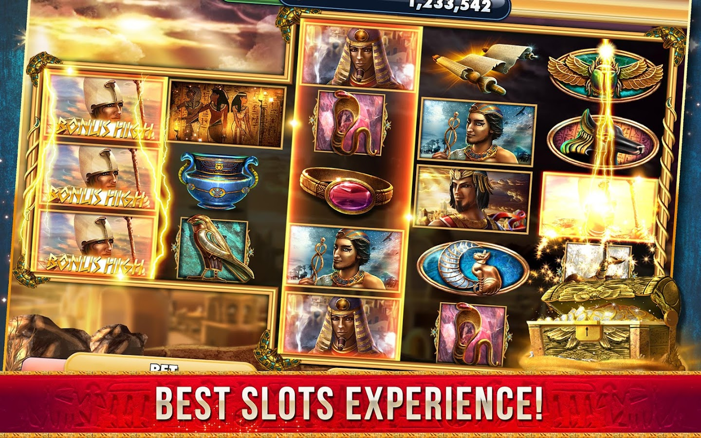 Casino Games - Slots- screenshot