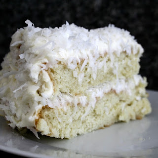 The Best Coconut Cake In The World.