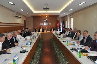 Başkanlar Kurulu 13-14 Kasım'da Ankara'da Toplandı