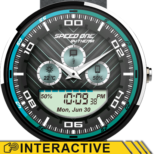 Speed One Watch Face
