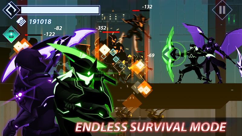 Overdrive - Ninja Shadow Revenge Screenshot 1