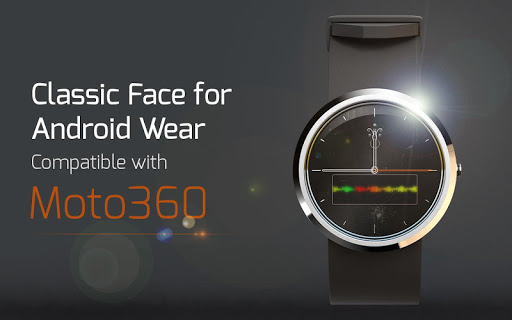 Classic Face for Android Wear
