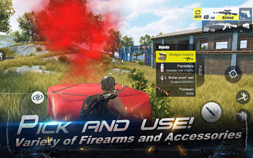 RULES OF SURVIVAL game (apk) free download for Android/PC/Windows screenshot