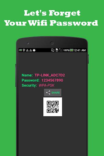 Wifi Password Viewer Free 2.0.39 screenshots 2