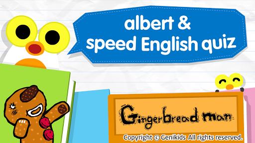 Speed Quiz 10 English