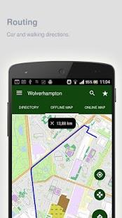 Wolverhampton-Map-offline 10