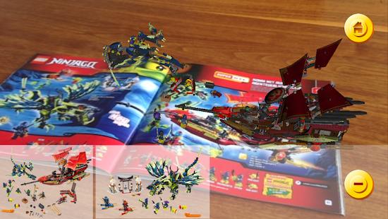 LEGO® 3D Katalog- screenshot thumbnail