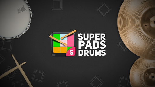SUPER PADS DRUMS - Become a Drummer for PC