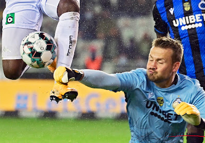 """""""Comme Gianluigi Buffon"""": le défi que se fixe Simon Mignolet à Bruges"""