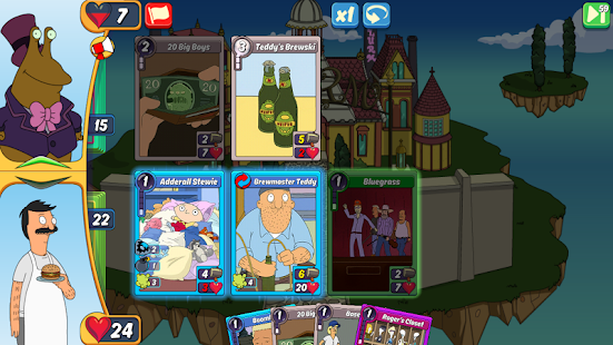 Image result for animation throwdown the quest for cards