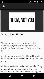 How to Write Ads - náhled
