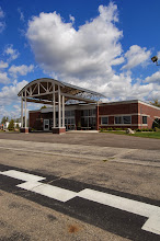 Photo: AvFlight East Terminal, Willow Run Airport (YIP). Credit: Wayne County Airport Authority/Vito Palmisano.