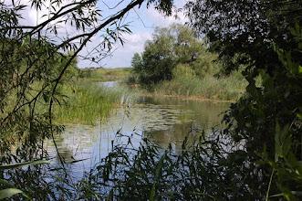 Photo: Kanał Dobrzycki (Weinsdorfer Kanal) w Dobrzykach (Weinsdorf). Najstarszy kanał żeglowny w Polsce