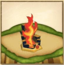 炎のエレメントシンボル