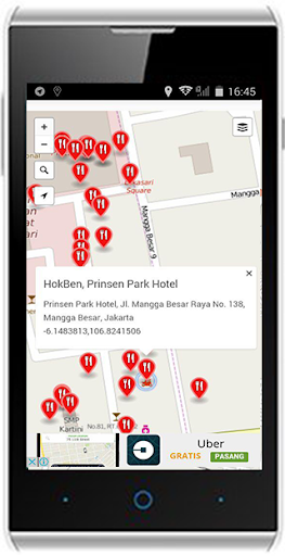 GO Maps for Gojek screenshot 4
