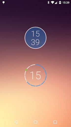 onca Clock Widget screenshots 2