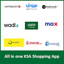 Saudi Arabia - KSA - All in one Shopping Download on Windows