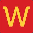 Word Trek - Word Brain streak - juego de palabras icon