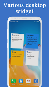 Smart Note – Notes, Notepad, Free, One sticky note v3.5.2 [Premium] 3