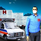 Ambulance Rescue Simulator 17 icon