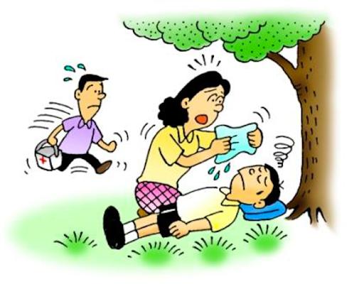 Dấu hiệu nhận biết và cách xử trí khi trẻ bị say nắng
