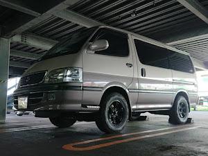 ハイエースワゴン KZH106W 2002年 スーパーカスタムG 4WDのカスタム事例画像 おかっちさんの2020年08月23日11:19の投稿