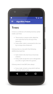 Algorithm Helper- screenshot thumbnail