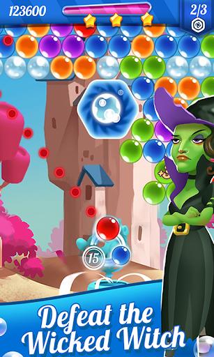 Bubble Shooter Magic of Oz screenshots 2