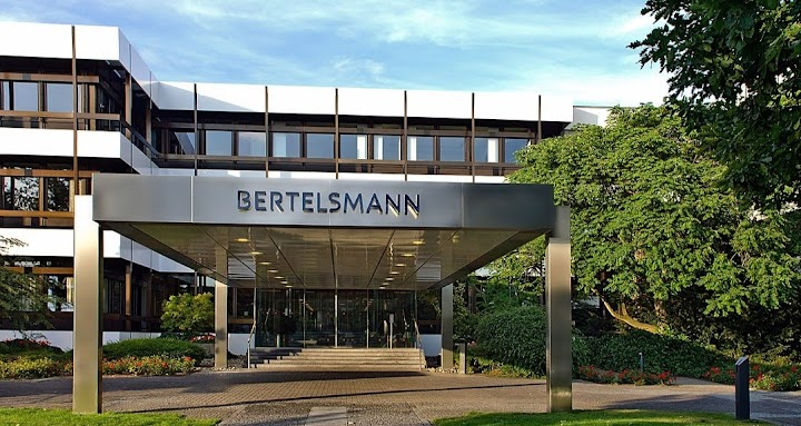 Bertelsmann Corporate Center Gütersloh.
