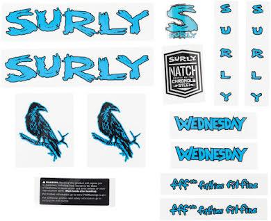 Surly Wednesday Decal Set alternate image 0