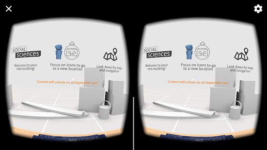 Socsci New Building VR - náhled