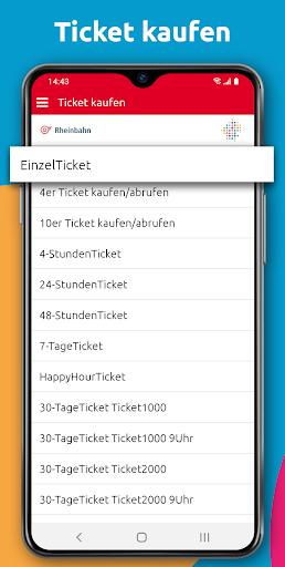 HandyTicket Deutschland 2.7.22 screenshots 4