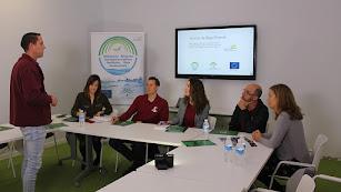 Conferencia sobre la utilización eficiente del agua en cultivos hortícolas bajo invernadero.