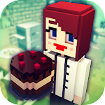 Sweet Shop Craft: Kitchen Cooking & Baking Games Icon