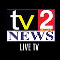 TV2 Telugu News Live icon