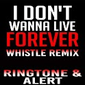 I Dont Wanna Live Forever Tone icon