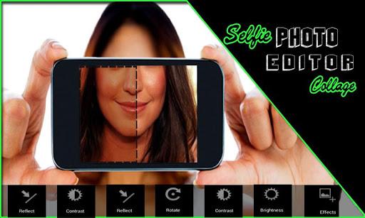 Selfie照片編輯器拼貼