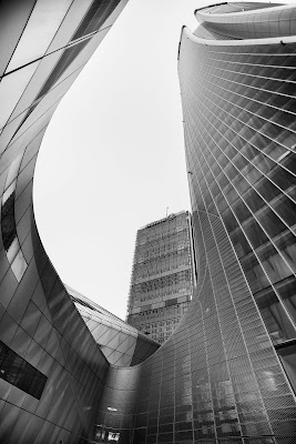 Geometrie in Milano. Ottobre 2018. di ZERRUSO