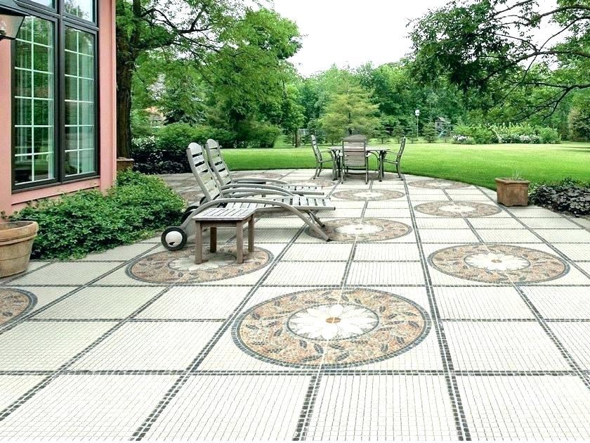 Những mẫu gạch sân vườn đẹp được ưa chuộng