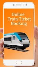 Online Train Ticket Booking screenshot thumbnail