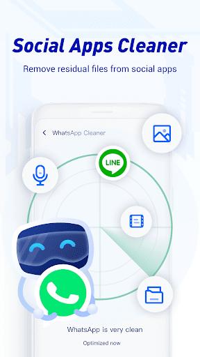 iClean - Booster, Super Virus Cleaner, Master 1.3.8 screenshots 8