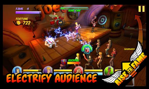 Rise To Fame: Band Battle 1.1 Mod screenshots 1